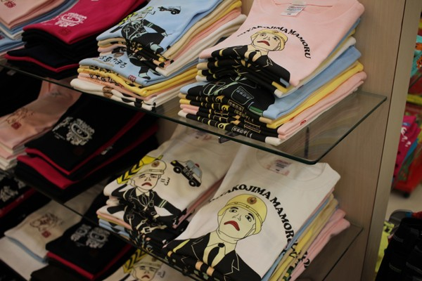 宮古島まもる君のTシャツ