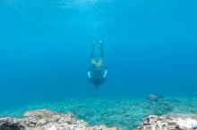 潜水のコツ