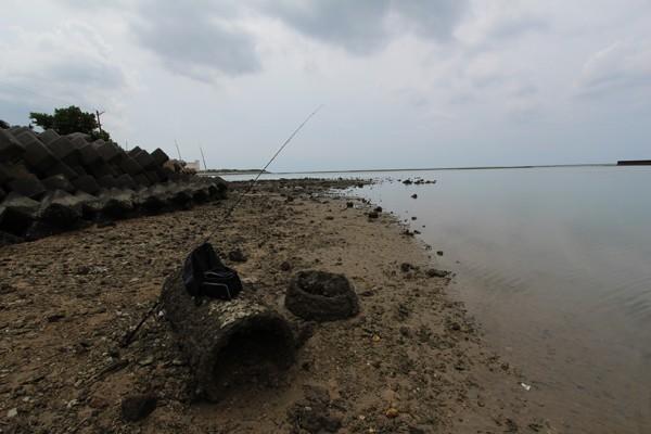 沖縄のメッキ釣り